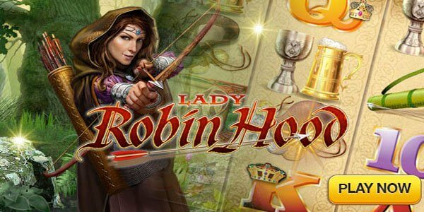 Lady Robin Hood – Online Slots Machine Review