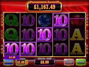 Super Diamond Deluxe Slot Game