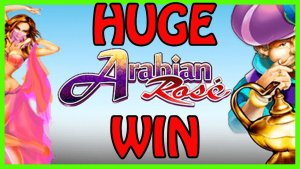 Arabian Rose Online Slot Review