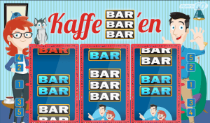 Online Play'n Go Slot Kaffe BAR-BAR-BAR'en – Overview & Review