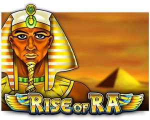 Rise of Ra Online Video Slot by Novomatic