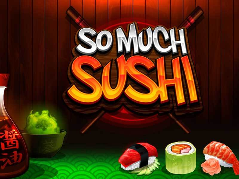Overview of So Much Sushi Online Video Slot