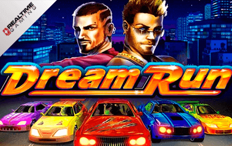 The Great, The Bad and Types of Musical Soundtrack Can Affect Gambling Behaviour Dream Run slot logo
