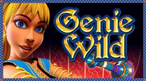 Release The Genie in Genie Wild Online Slots Game