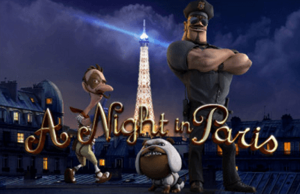 Introduction To A Night In Paris Online Slots Machine Game