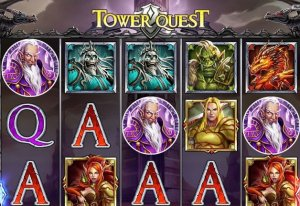 Check out Tower Quest Online Slot's Review for Players