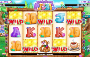 Teddy Bears Picnic Slots in Review Online